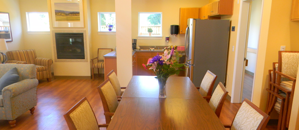 Marysville Memory Care Dining Table