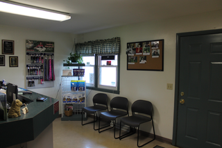 Danville Small Animal Clinic Office