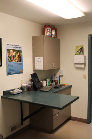Danville Small Animal Clinic Operation Room