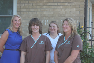 Danville Small Animal Clinic Team