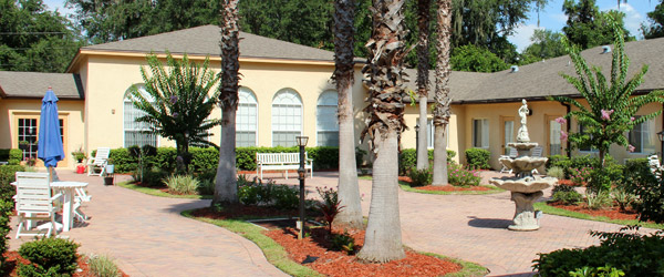 Lakeland fl senior living community