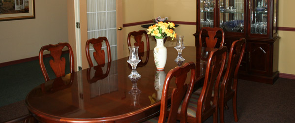 Lakeland fl senior living private dining room