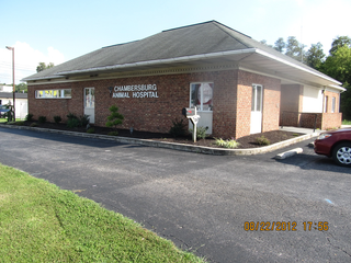 Chambersburg Animal Hospital Exterior