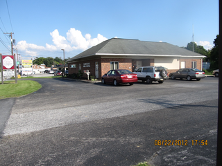 Chambersburg Animal Hospital Exterior 2