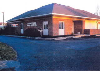 Chambersburg Animal Hospital Exterior 3
