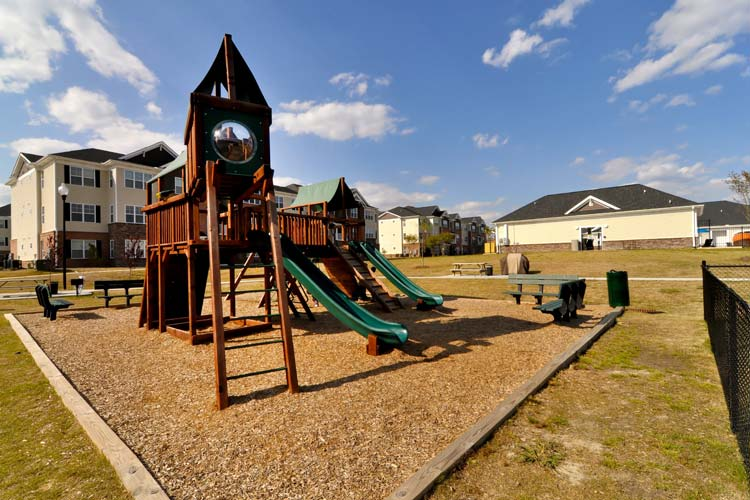 Playground at Williamsburg Place