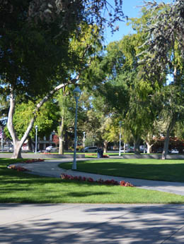 Concord senior apartments near Todos Santos Plaza