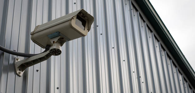Security cameras for safety