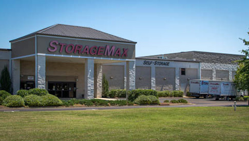 Storagemax northtown building