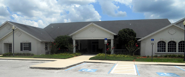 Haines city senior living community