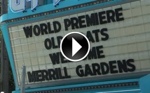 Merrill Gardens Goes Hollywood!