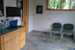 Animal clinic in Port Angeles exam room 1