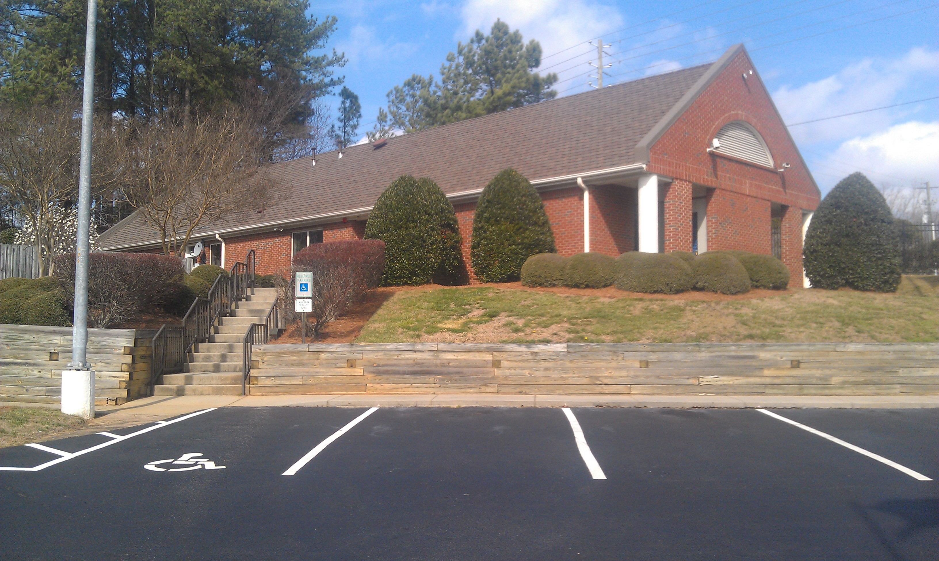 Apex cary self storage office