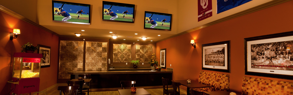 Sports cafe at The Villages at Southern Hills