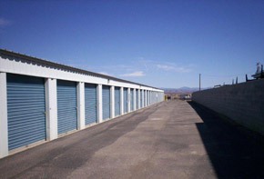 Read or provide a review of Alpha Self Storage in Cottonwood