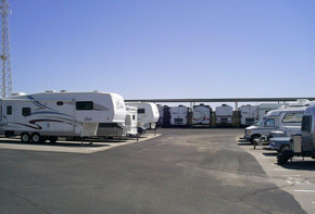Read or provide a review of Green Valley Covered RV and Self Storage in Green Valley