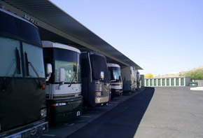 Learn about the features available at the self storage facility in Green Valley