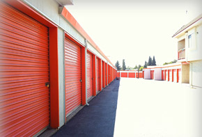 Discover your options for self storage units for rent in Orangevale