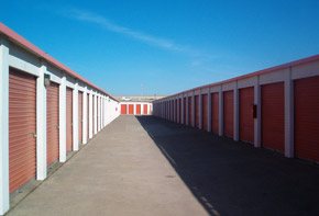 Discover your options for self storage units for rent in Rancho Cordova