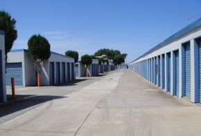 Learn about the features available at the self storage facility in Rancho Cordova