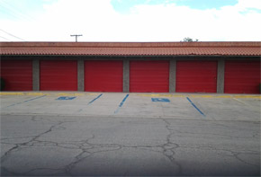 Discover your options for self storage units for rent in Deming