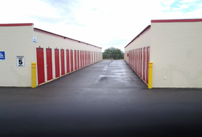 Discover your options for self storage units for rent in Silver City
