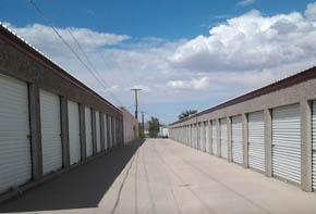 Discover your options for self storage units for rent in Truth or Consequences