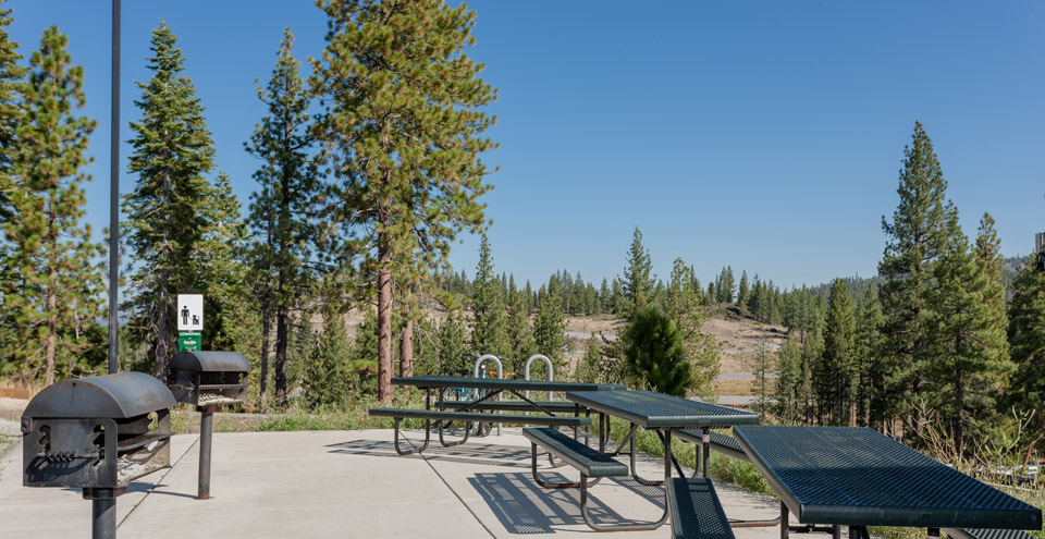 Patio vista in truckee