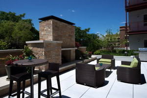 Rogers Park Chicago apartments provide awesome features and amenities for residents.
