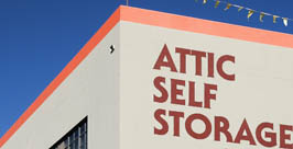 Self storage properties by Ridge Reef Properties