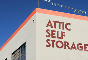 Get directions to self storage in San Francisco, CA