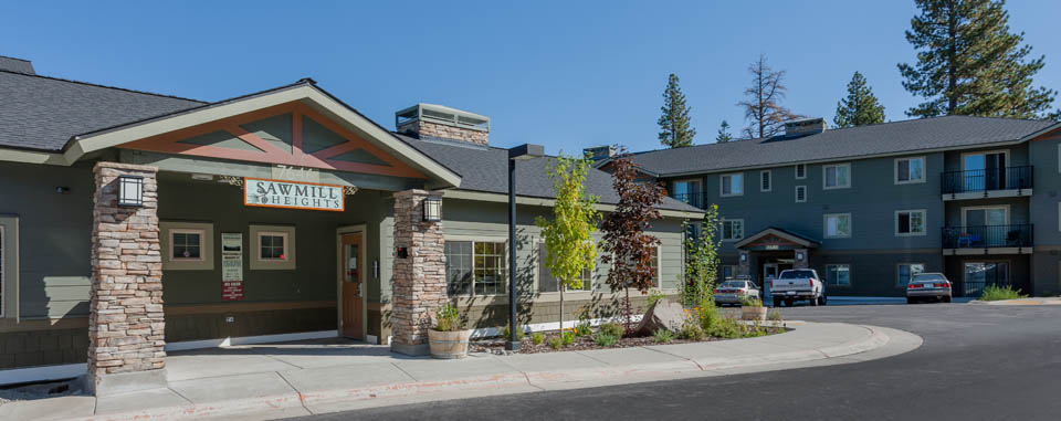 Apartments for rent near Lake Tahoe are included in our properties