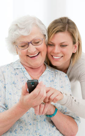 Contact us today to learn more about senior apartments in Independence