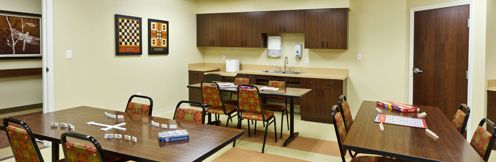 Wellness center senior living in Dallas TX