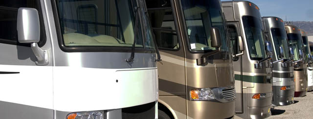 Some StoragePro locations offer RV and boat parking