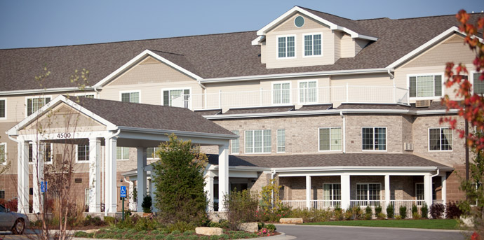 Senior living in davenport ia provides quality care