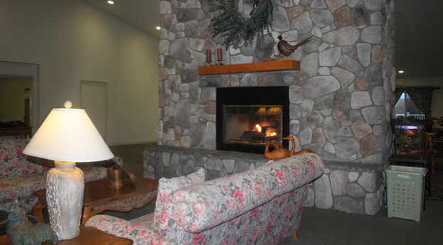 Comfortable senior living in petoskey