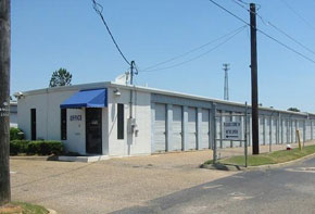 Self Storage Units in Dothan