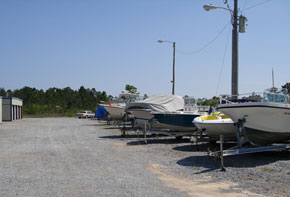 Rv Storage in Orange Beach, AL