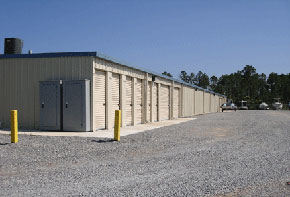 Self Storage Units in Orange Beach