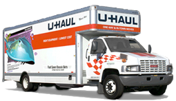 Select locations offer UHAUL Truck Rentals