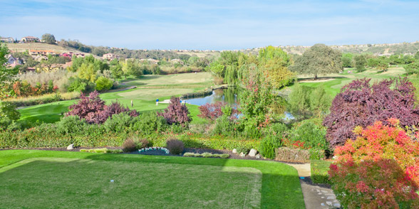 Rocklin ca senior living neighborhood golf