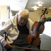 Yakima highgate resident with violin