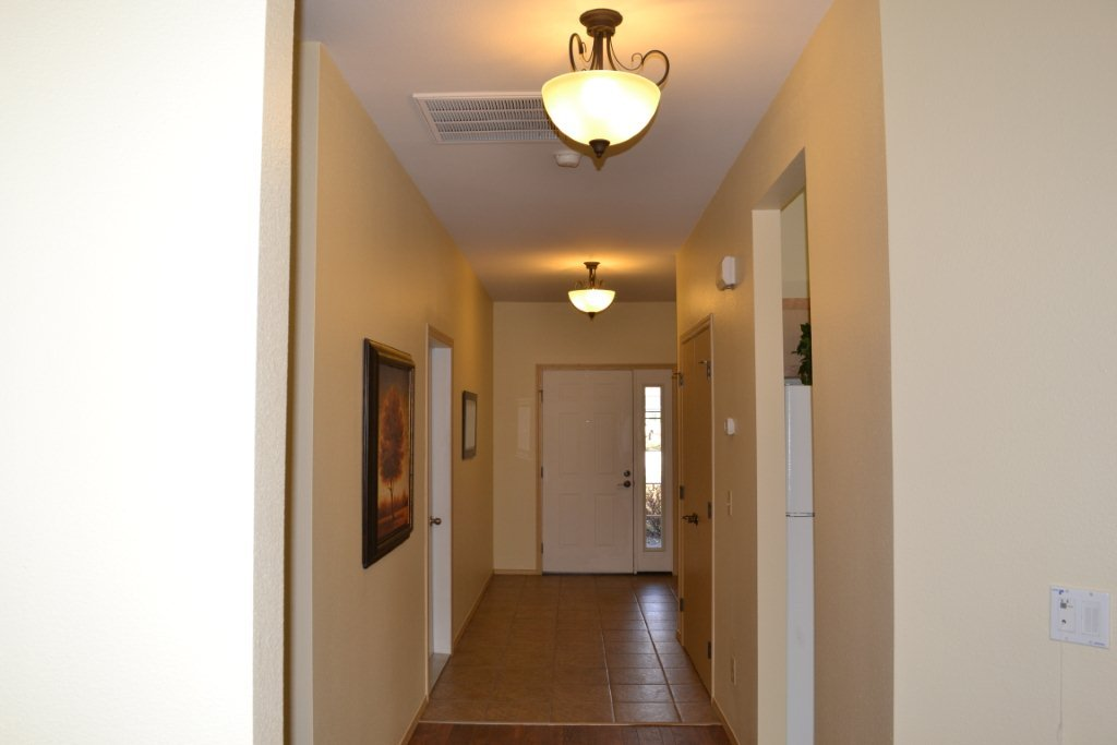 Bozeman highgate independent living hallway