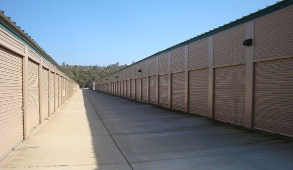 Eldorado hills self storage on green valley