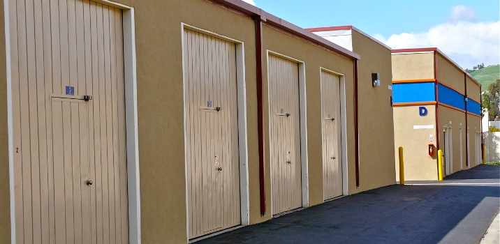 Pouch Self Storage Large Units