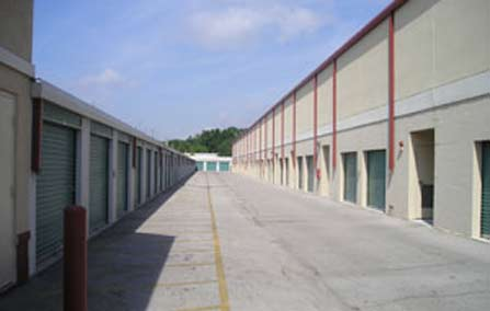 Secured units orlando Bumby @ Michigan St. Self Storage