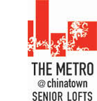 The Metro at Chinatown Senior Lofts