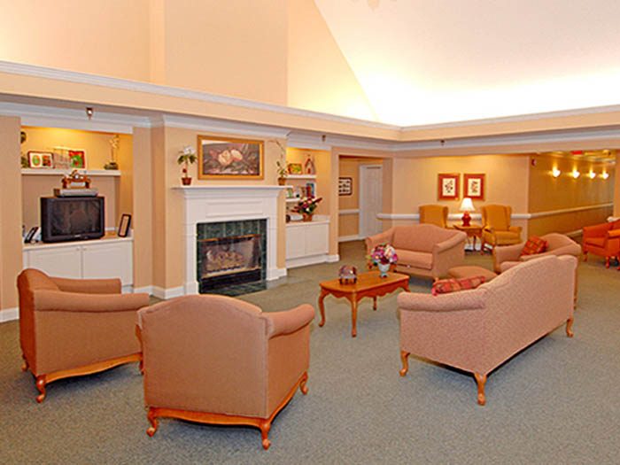 Photos of roswell senior living in roswell ga for The family room pacifica