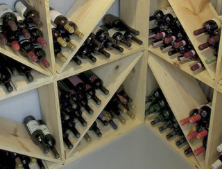 Climate controlled wine storage in Houston